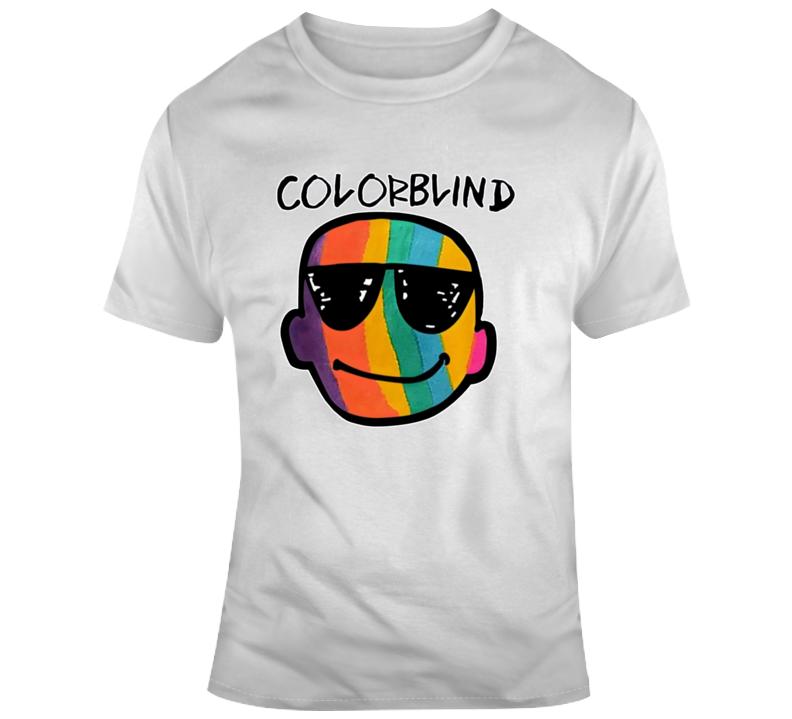 Color Blind T Shirt