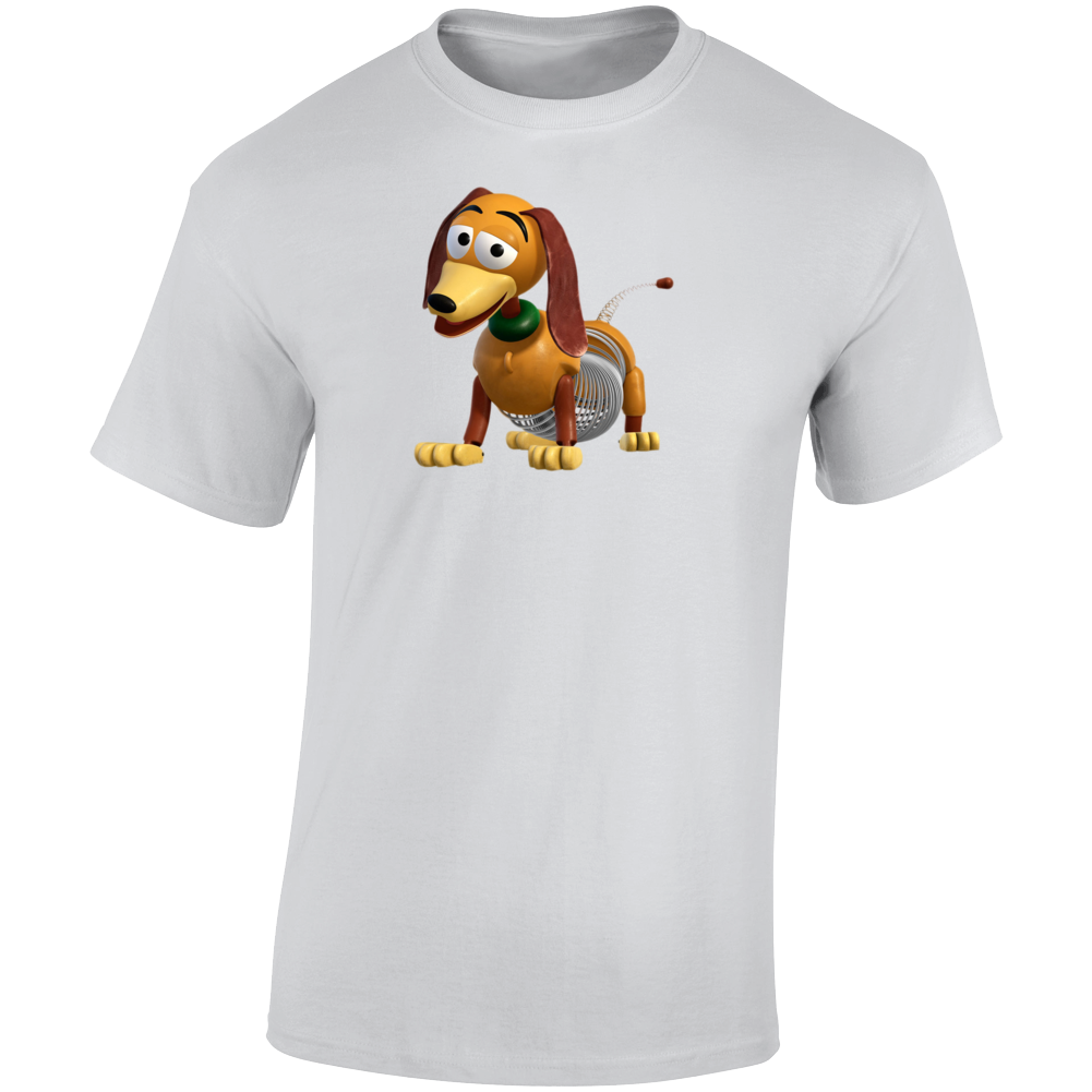 Slinky Dog Character T Shirt