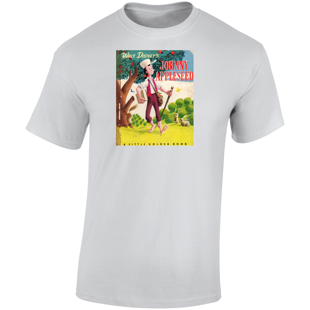 Johnny Appleseed Character T Shirt