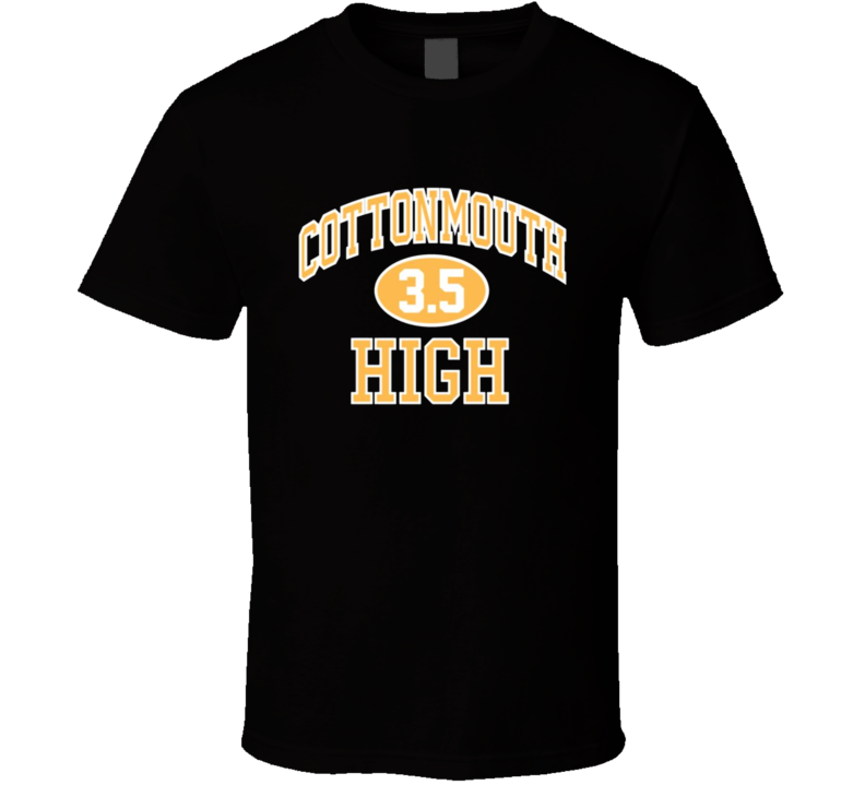 Cottonmouth High 3.5 Next Friday T Shirt