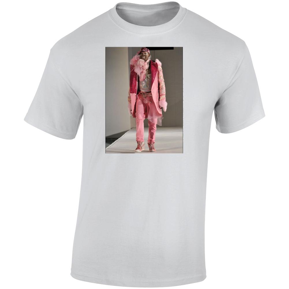 Dennis Rodman Drag Queen Parody T Shirt