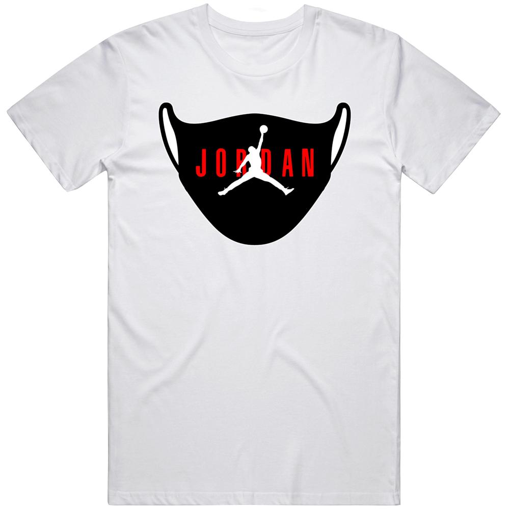 Air Jordan Face Mask Inspired T Shirt