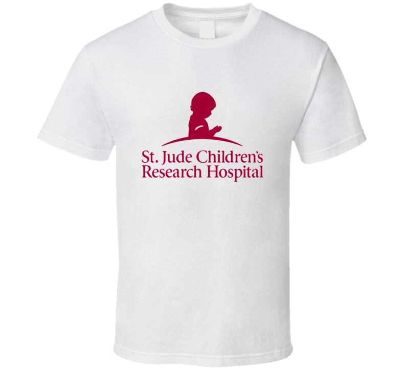 Hospital St Jude Children T Shirt