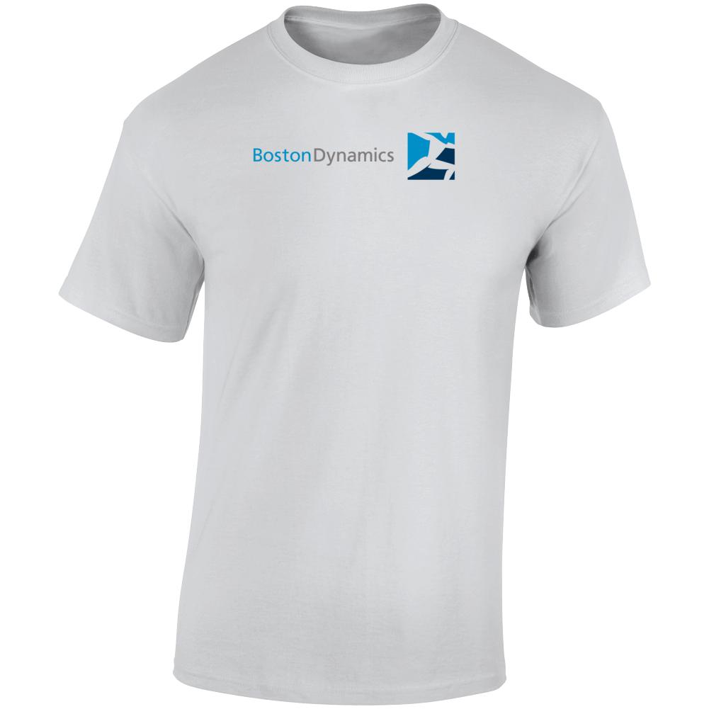 Boston Dynamics Logo T Shirt
