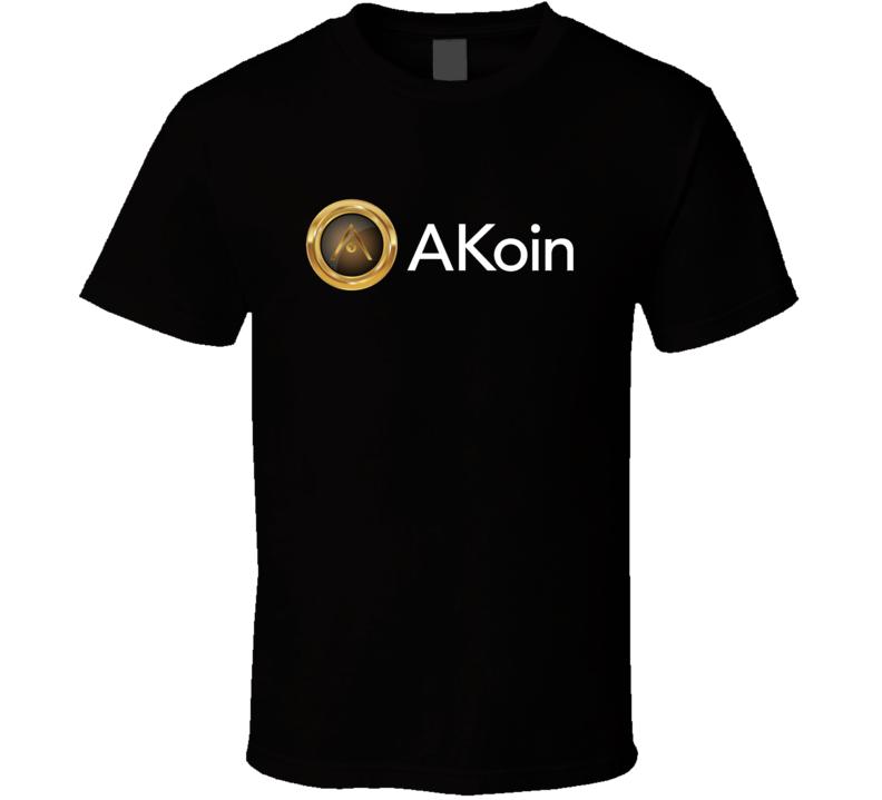 Akoin Currency Akon T Shirt