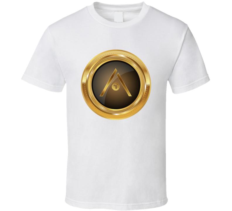 Akon City Logo Akoin T Shirt