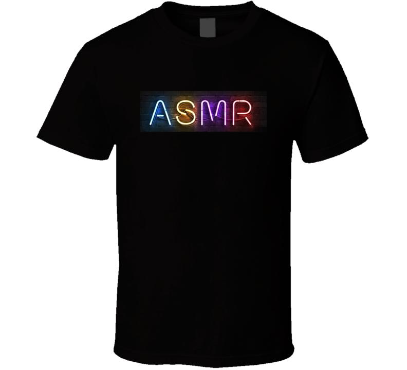 Asmr Logo T Shirt