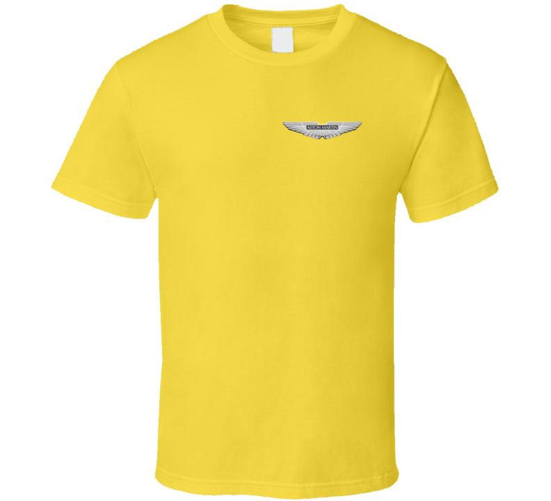 Ashton Vintage  Emblem Fan T Shirt
