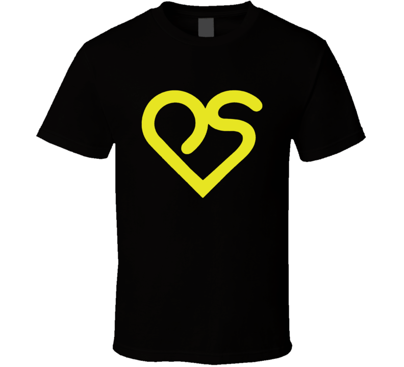 Pascal Siakham Heart Fan T Shirt