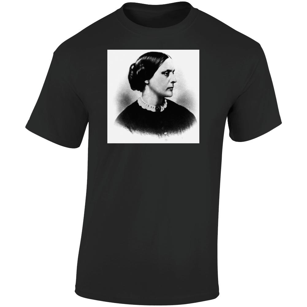 Susan B Anthony Women's Rights Activist T Shirt
