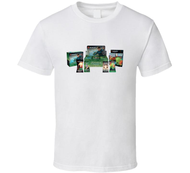 Zendikar Rising Fan T Shirt