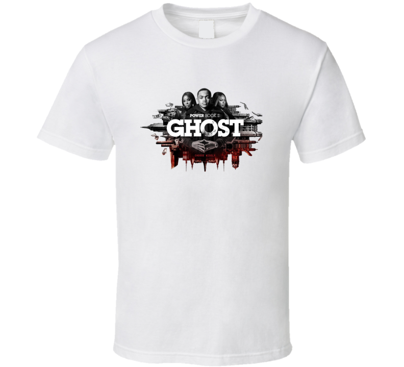 Power Book 2 Ghost T Shirt