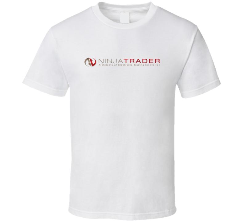 Ninja Trader Logo T Shirt