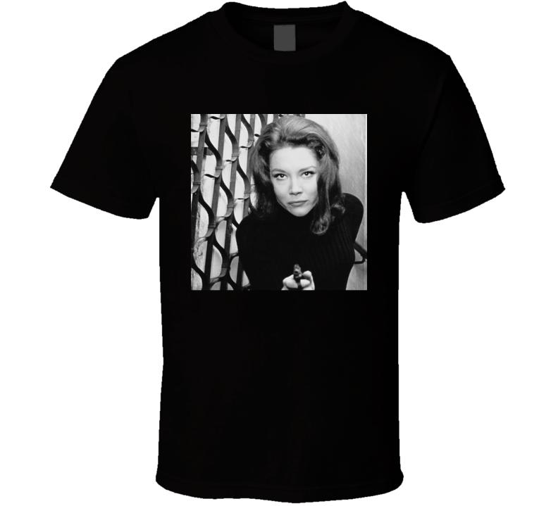 Diana Rigg Actor Fan T Shirt