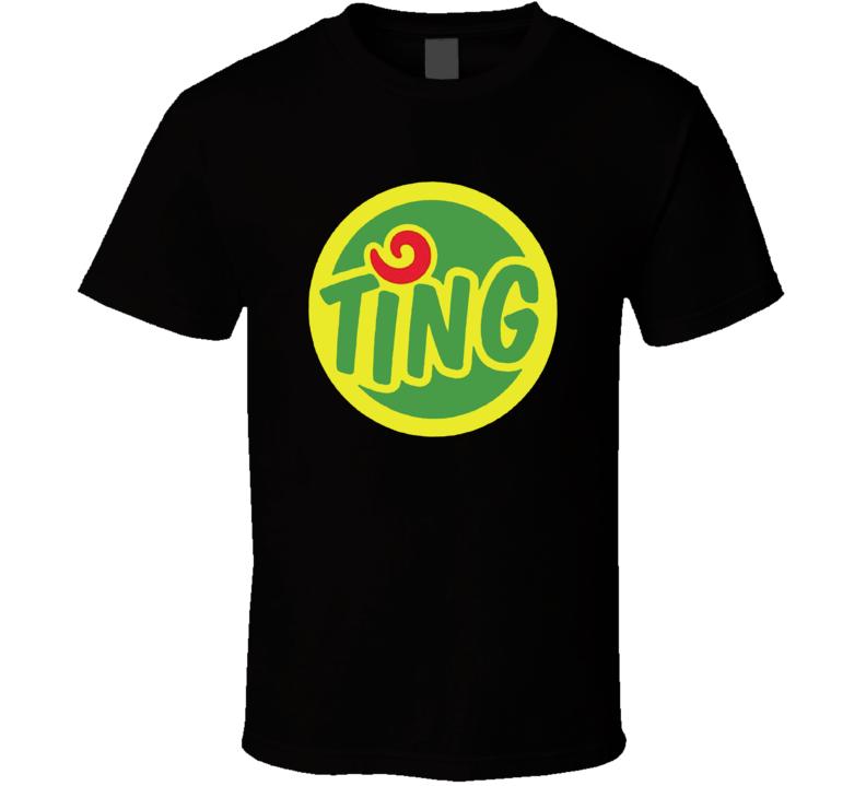 Ting Jamaican Drink T Shirt