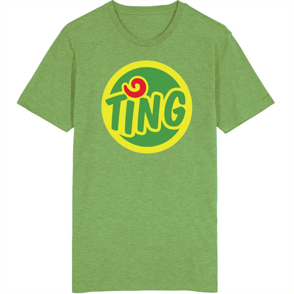 Jamaican Ting Soda Drink T Shirt