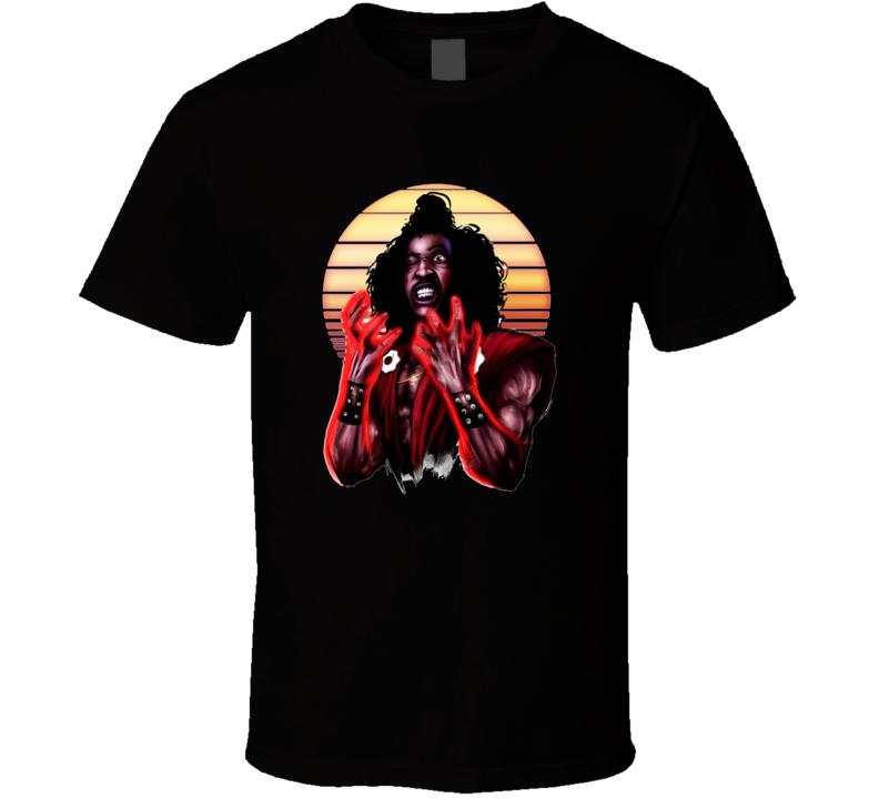 Sho Nuff The Last Dragon Fan T Shirt