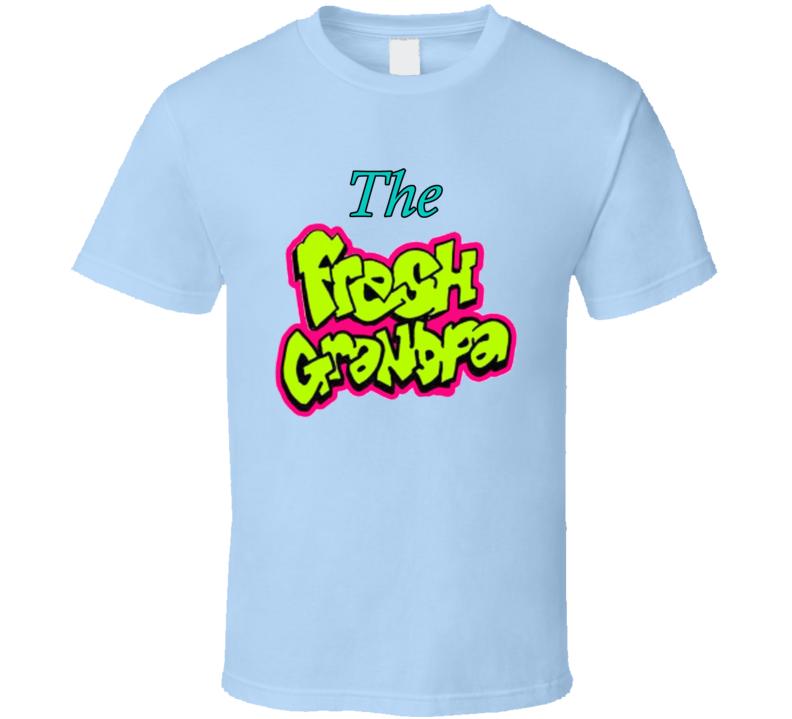 The Fresh Grandpa Fresh Prince Parody T Shirt