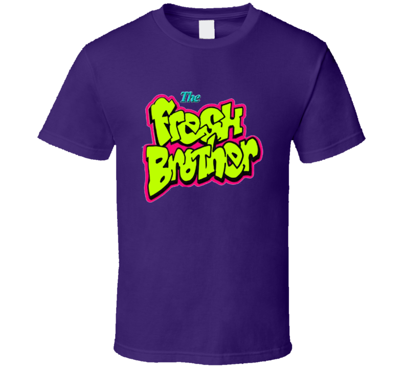 The Fresh Brother Fresh Prince Parody T Shirt