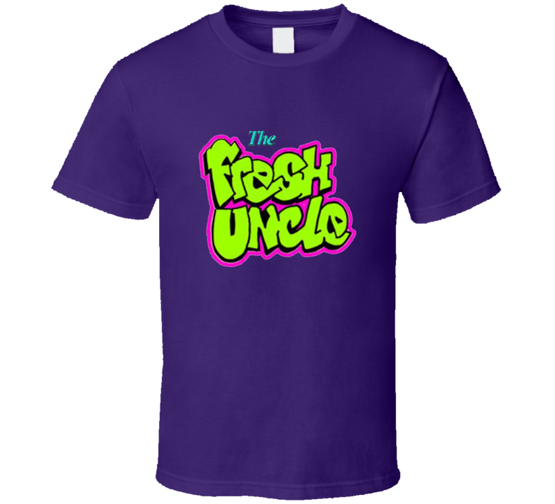 The Fresh Uncle Fresh Prince Parody T Shirt