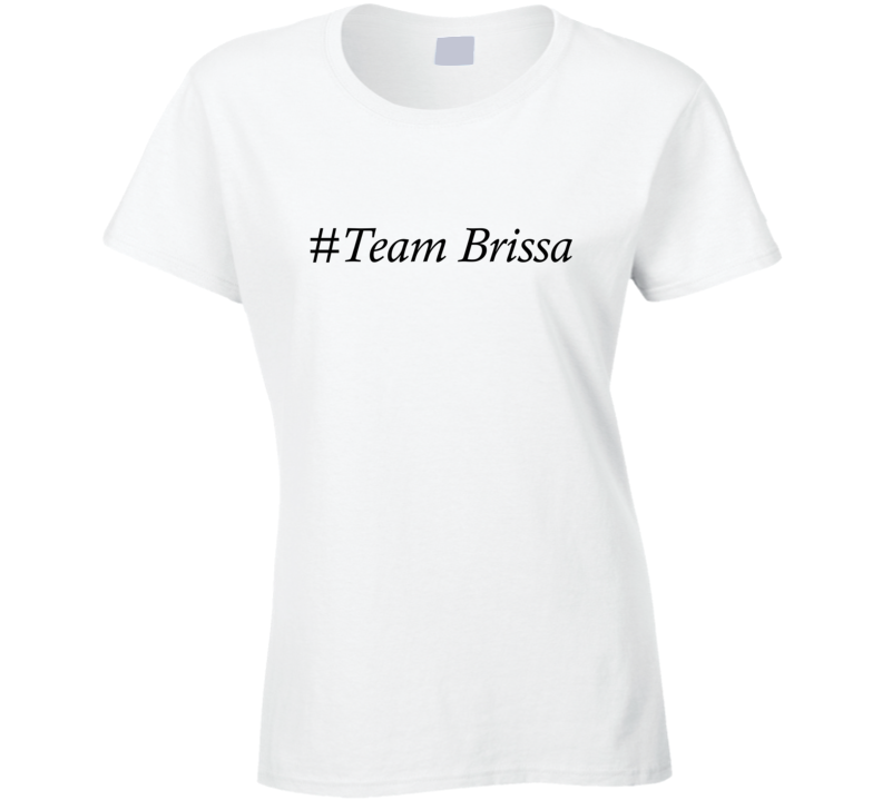 Team Brissa Ladies T Shirt