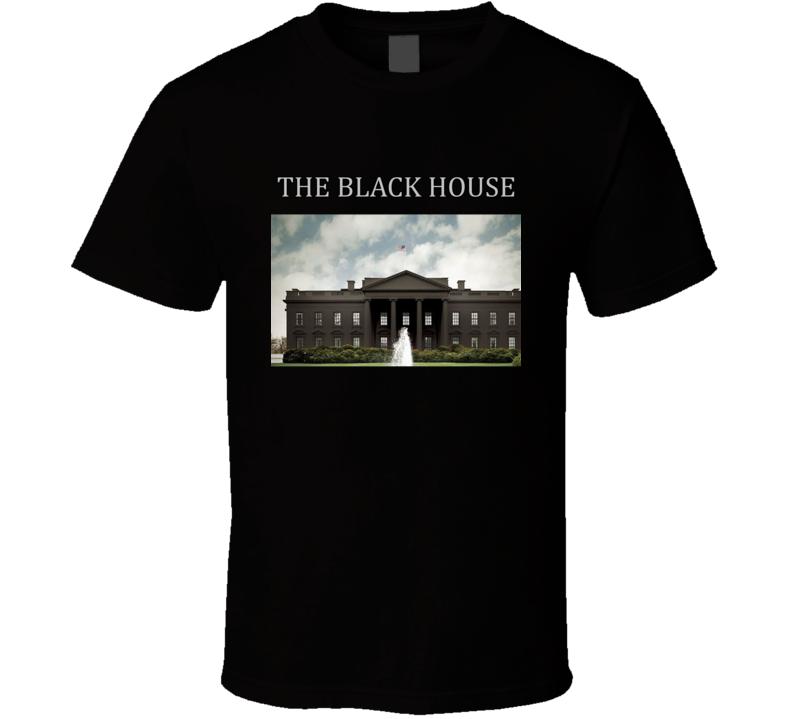 The Black House Parody T Shirt
