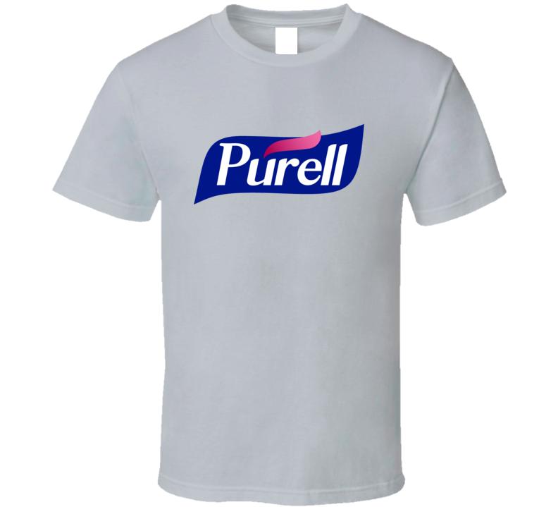 Purell Hand Santizer T Shirt