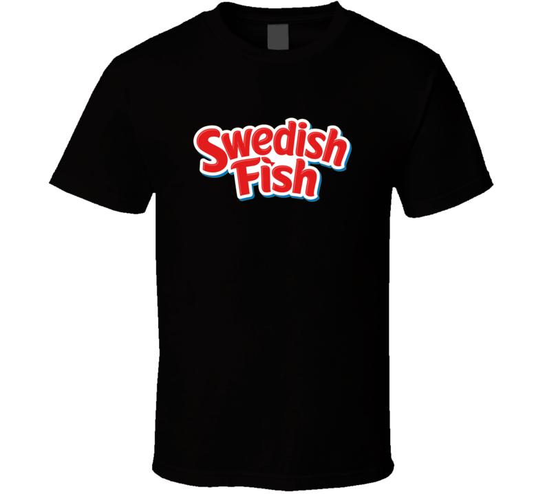 Swedish Fish T Shirt