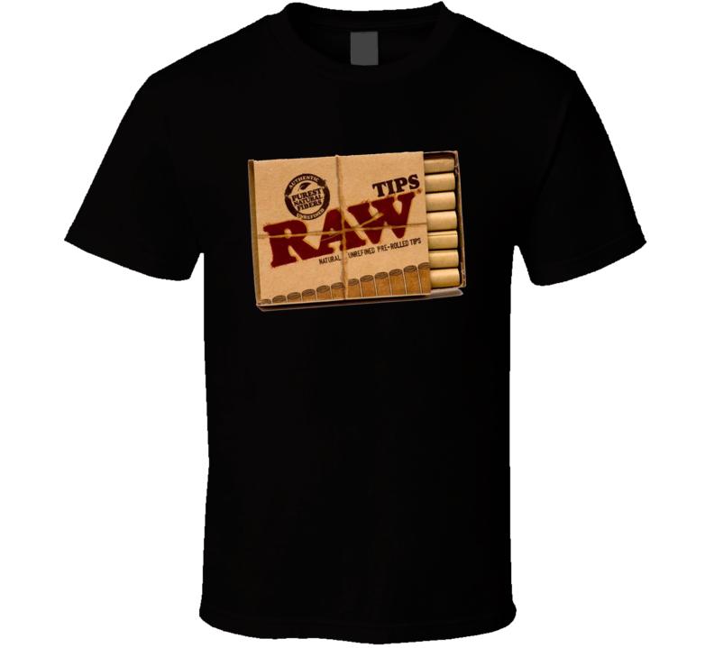 Raw Filter Tips T Shirt