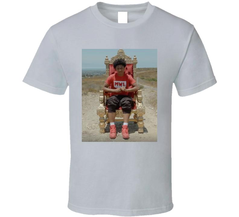 Mikey Williams Ysidro Mw1 T Shirt