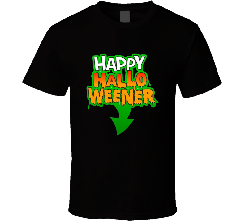 Happy Halloweener Parody T Shirt