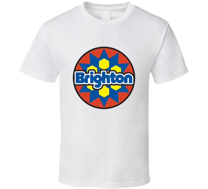 Brighton Ski Resort Fan T Shirt