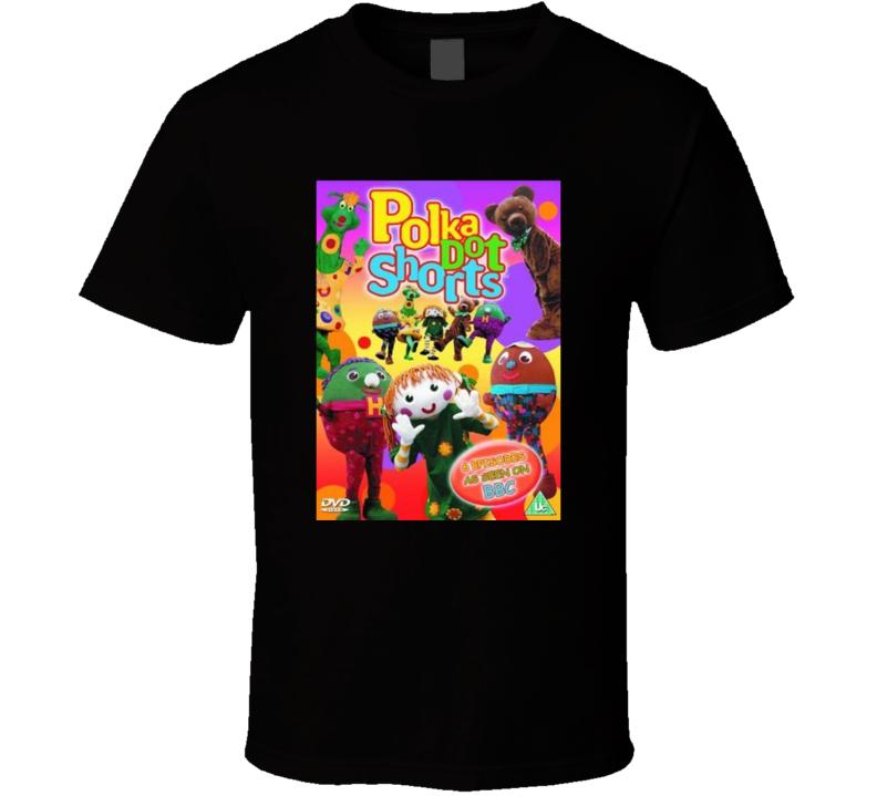 Polka Dot Shorts Canadian T Shirt