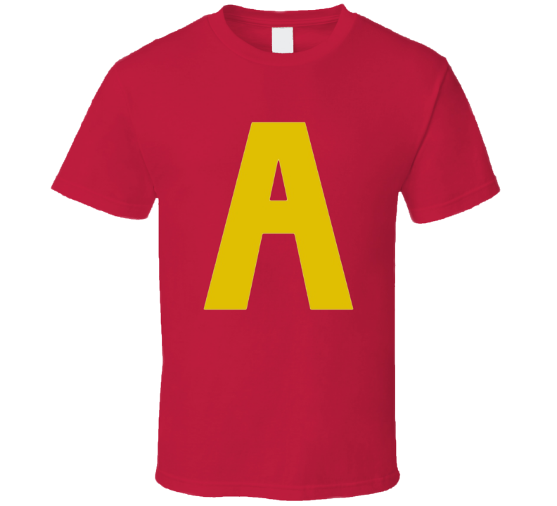 Alvin And The Chimpmunks A T Shirt