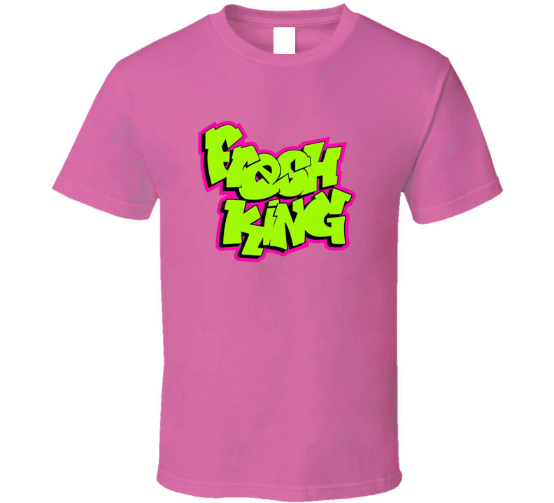Frish King Fresh Prince T Shirt