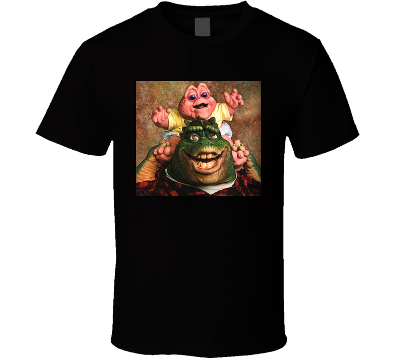 Baby And Daddy Sinclair T Shirt