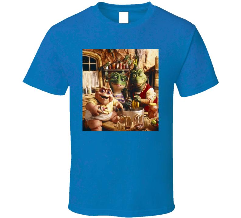 The Sinclair The Kid Sinclair Baby Sinclair T Shirt