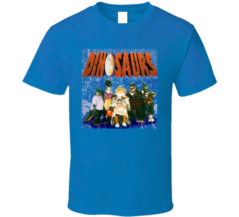 Dinosaur Sinclair Tv Show Baby Sinclair Daddy Sinclair T Shirt