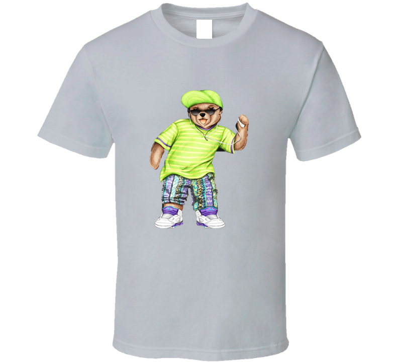 Fresh Prince Teddy Bear T Shirt