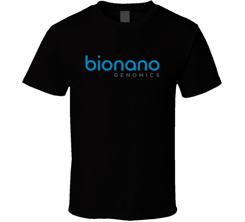 Bionano Genomics T Shirt