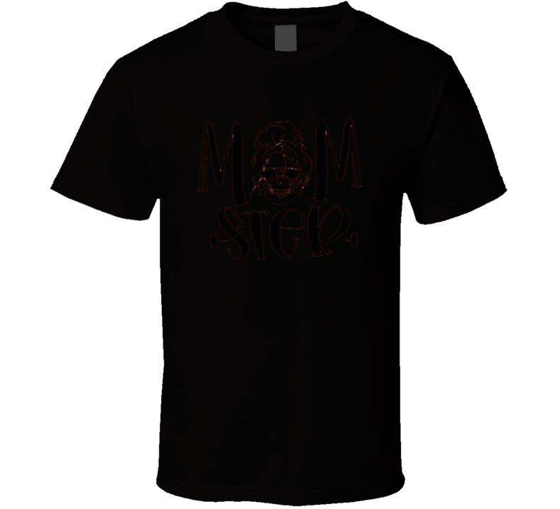 Momster Parody T Shirt