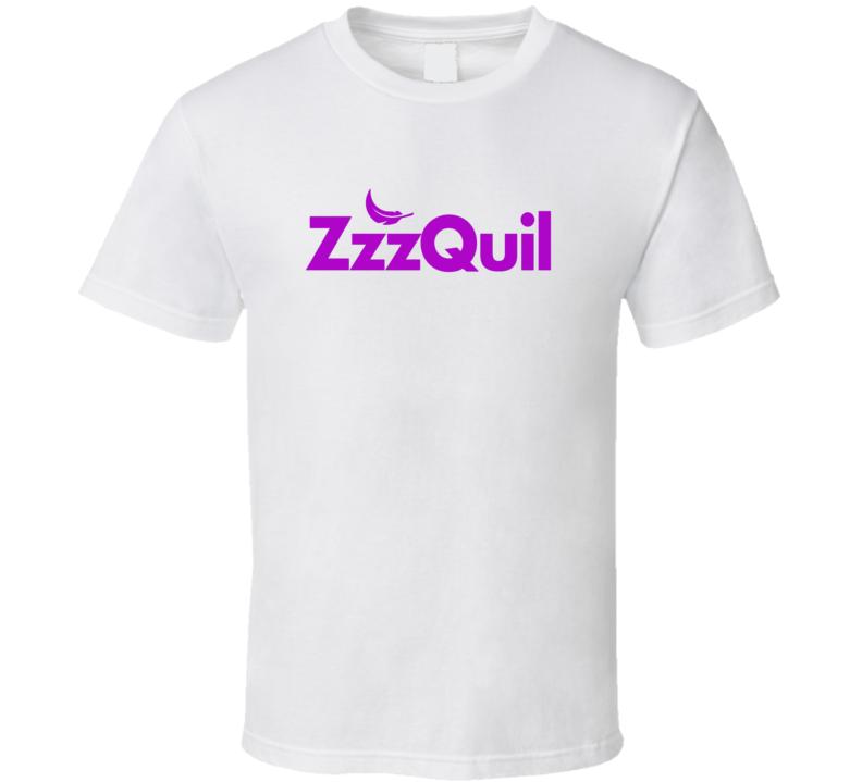 Zzzquill Logo T Shirt