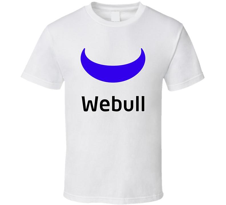 Webull App Logo T Shirt