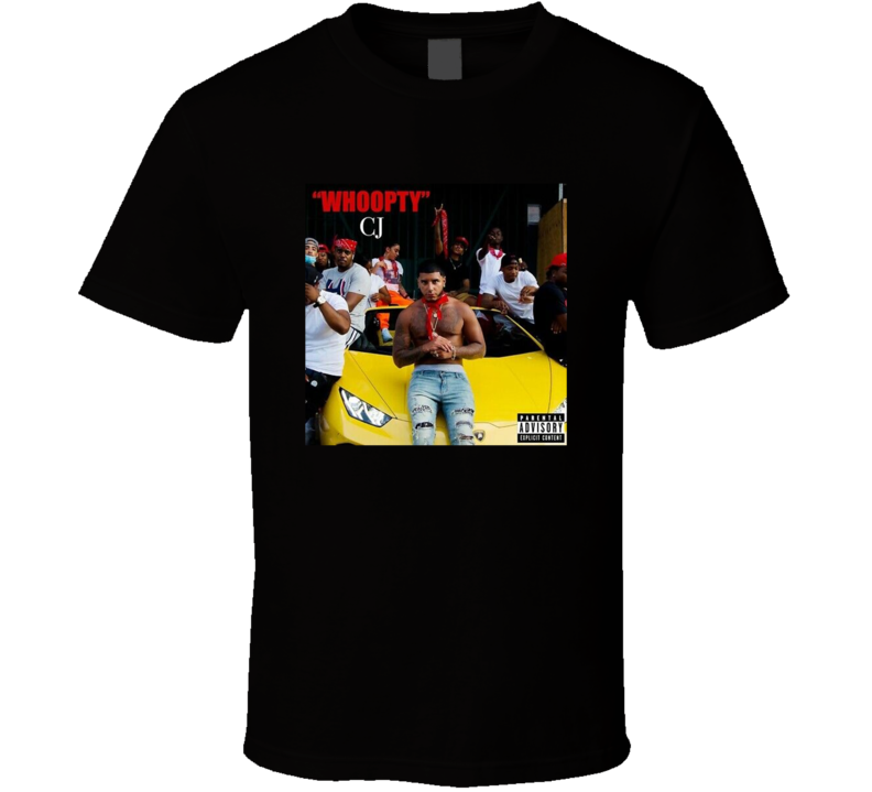 Cj Whoopty Music Hip Hop Rap T Shirt