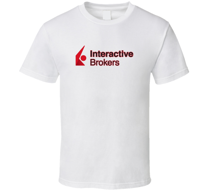 Interactive Broker T Shirt