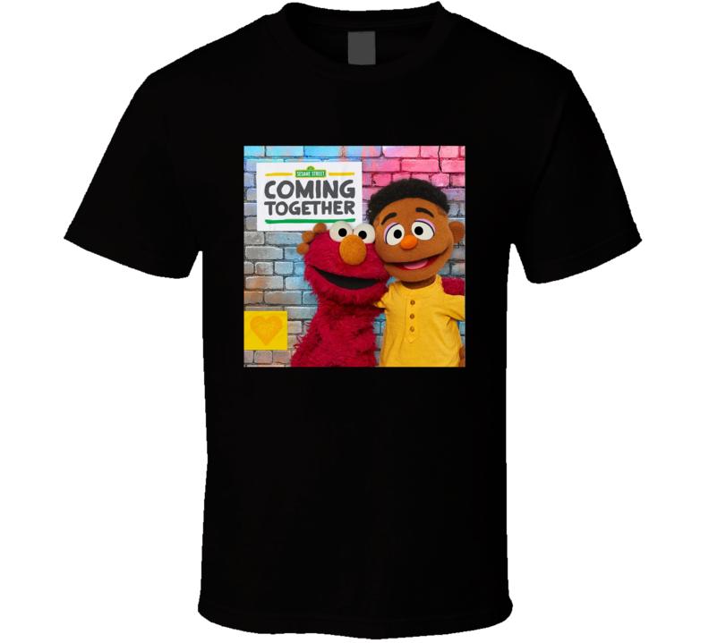 Elijah Sesasme Street Character T Shirt