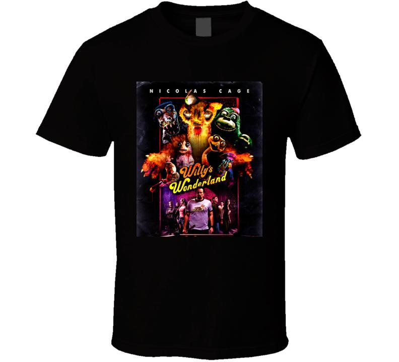 Willy's Wonderland T Shirt