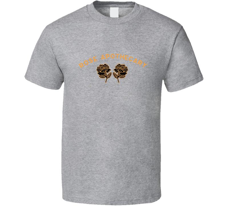 Rose Apothecary Schitts Creek Fan T Shirt