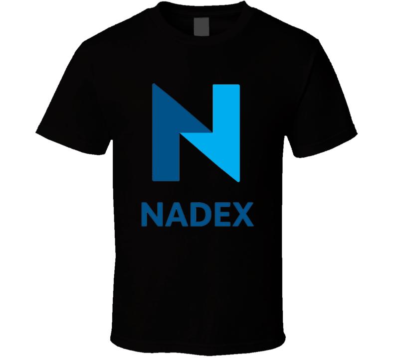 Nadex Logo T Shirt