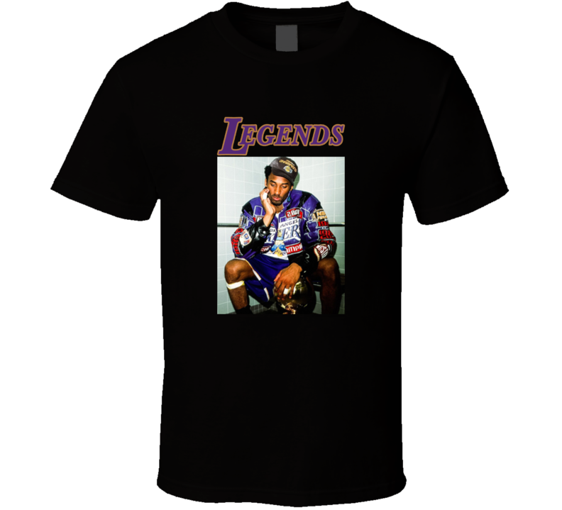 Legend Lakers Kobe Fan T Shirt